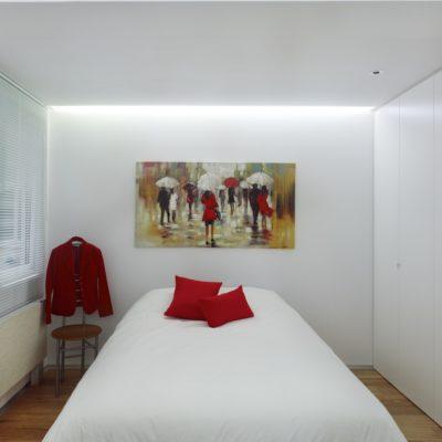 Cabeceros en dormitorios a medida